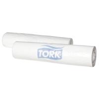 PLASTPOSER HVIDE TORK NR 204020 KARTON A 10 RULLER X 100 POSER