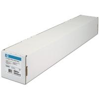 PLOTTERPAPIR HP C6035A BRIGHT WHITE 90G 24 TOMMER 610MMX45M 1 RL