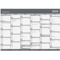 KALENDER MAYLAND 2680 00 BASIC A4 KONTORKALENDER 30X21 CM
