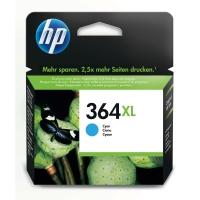 BLÆKPATRON HP 364XL CB323E CYAN
