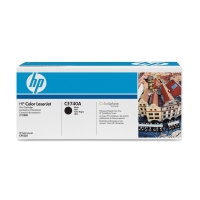 TONER HP CE740A COLOR LASERJET SORT