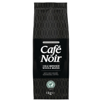CAFE NOIR HELE BØNNER 1 KG