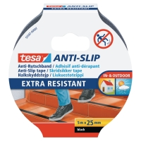 TAPE ANTI-SLIP TESA 25 MM X 5 METER SORT