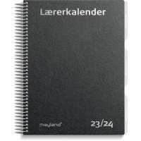 LÆRERKALENDER MAYLAND 8130 00 A5 MAT SORT