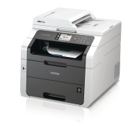 PRINTER BROTHER MFC-9330CDW  MULTIFUNKTION FARVE LASER