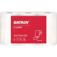 TOILETPAPIR KATRIN CLASSIC 104834 PAKKE A 42 RULLER