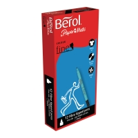 TUSSER COLOURFINE BEROL SORT ETUI12 STK