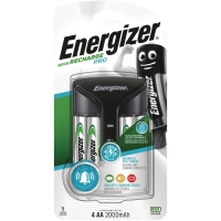 BATTERIOPLADER ENERGIZER 639837 +4AA 2000MA