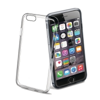 PLASTCOVER CELLULARLINE TIL iPHONE 6 TRANPARENT