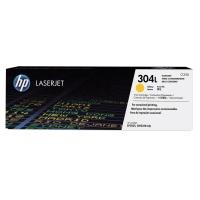 LASERTONER HP 304L CC532L GUL