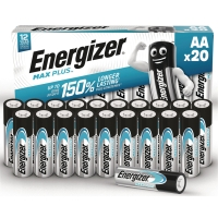 BATTERIER ENERGIZER ALKALINE ECO ADVANCED AA PAKKE A 20 STK