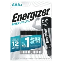 BATTERIER ENERGIZER ALKALINE ECO ADVANCED  AAA PAKKE A 4 STK