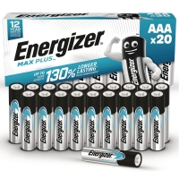 BATTERIER ENERGIZER ALKALINE ECO ADVANCED AAA PAKKE A 20 STK
