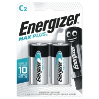 BATTERIER ENERGIZER ALKALINE ADVANCED C PAKKE A 2 STK