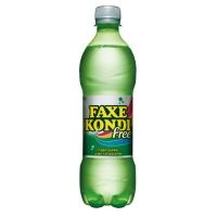 SODAVAND FAXE KONDI FREE PET 0,5 L PAKKET A 24 STK