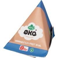 MINIMÆLK ARLA HARMONIE ØKOLOGISK 15 ML PAKKE A 100 STK