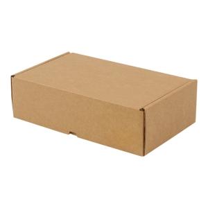 Postæske, 287 x 173 x 85 mm, 1-lag, pakke a 50 stk.