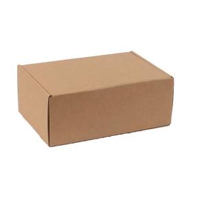 Postæske, 320 x 230 x 131 mm, 1-lag, pakke a 25 stk.