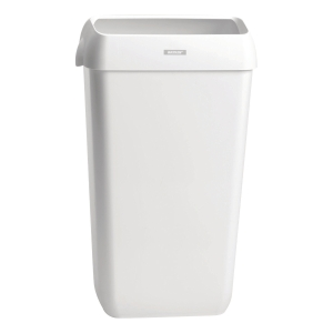 Toiletspand Katrin 91899, 25 L, hvid