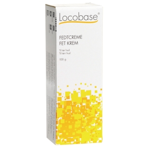 Fedtcreme Locobase 100 g