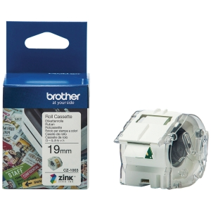 Labeltape Brother 19 mm