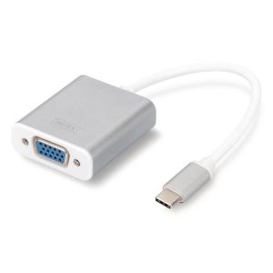 Adapter Digitus USB-C til VGA