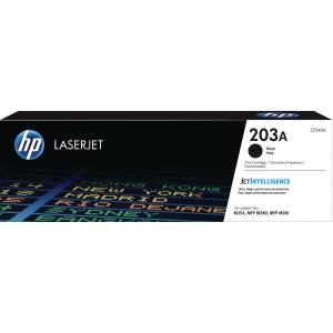 Lasertoner HP 203A CF540A, 1.400 sider, sort
