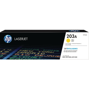 HP CF542A LAS CART YLLW