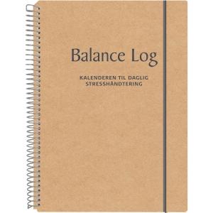 Kalender Mayland Balance Log 3654 00