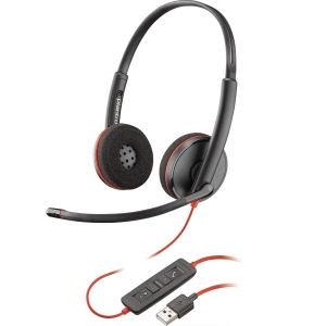 Headset PLANTRONICS 209745-01 C3220 pc