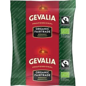 Filterkaffe Gevalia Professionel økologisk Fairtrade, 500 g