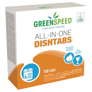 Greenspeed All-In-1 Dishwasher Tablets
