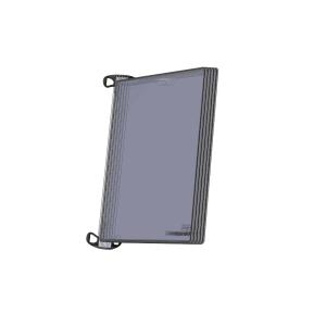 Vægstander Tarifold Pro, magnetisk, 5 lommer