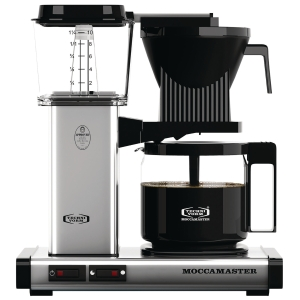 MOCCAMASTER KBG962AO PS 1,25L COFFEE MAC