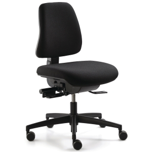 DAUPHIN SHAPE S OFFICE CHAIR BLK