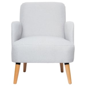 PAPERFLOW BROOKS ARMCHAIR GREY