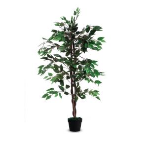 Kunstig plante ficus Paperflow 120 cm