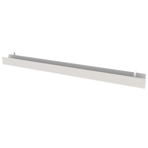 FUMAC CABLE TRAY OPENABLE 120 CM WHITE