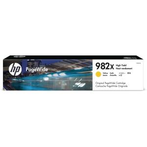 Blækpatron HP 982X T0B29A 16.000 sider gul