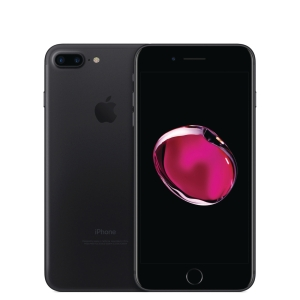 Smartphone Apple iPhone 7, 32 GB, sort