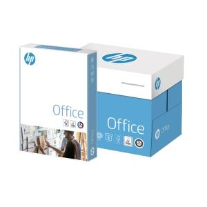 Printerpapir HP CHPOP080X26 Office A4 80 g kasse a 5 pakker a 500 ark