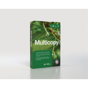 Multifunktionspapir MultiCopy Original A3 100 g pakke a 500 ark
