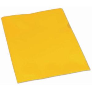 Chartek Lyreco uden huller A4 gul æske a 100 stk