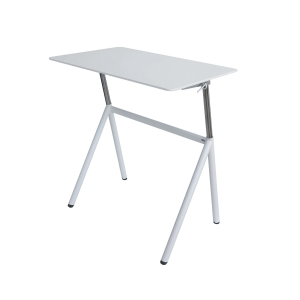 STANDUP RAISING TABLE MONOCHROME WHITE