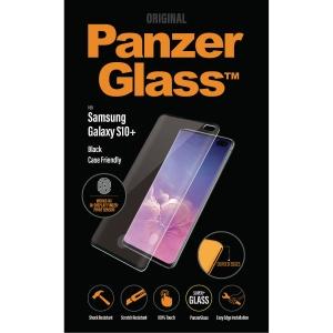 P/GLASS GALAXY S10+ PROT BLK