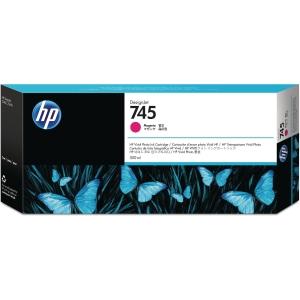 HP 745 F9K01A INK JET CART 300ML MAGENTA