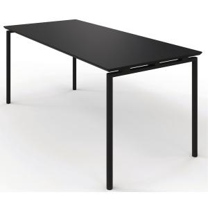 ZIGNAL CANTE TABLE W/LIFTV2 120X80 BLACK