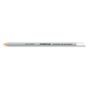 BX12 STAEDTLER GLASOCHROM PENCIL WH