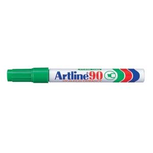 Permanent marker Artline 90, 2,5 mm, grøn