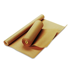 KRAFT WRAPPING PAPER 100CM X 50M 60G